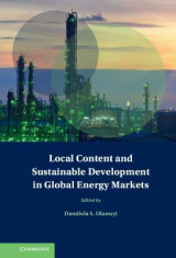 Omslag - Local Content and Sustainable Development in Global Energy Markets
