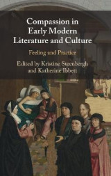 Omslag - Compassion in Early Modern Literature and Culture