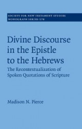 Omslag - Divine Discourse in the Epistle to the Hebrews