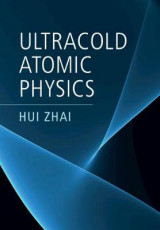 Omslag - Ultracold Atomic Physics