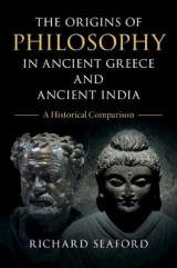 Omslag - The Origins of Philosophy in Ancient Greece and Ancient India