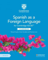 Omslag - Cambridge International IGCSE: Cambridge IGCSE (TM) Spanish as a Foreign Language Coursebook with Audio CD