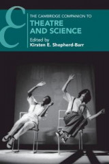 Omslag - The Cambridge Companion to Theatre and Science