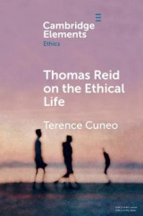 Omslag - Thomas Reid on the Ethical Life