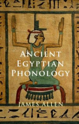Omslag - Ancient Egyptian Phonology