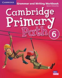 Cambridge Primary Path Level 6 Grammar and Writing Workbook av Garan Holcombe (Heftet)