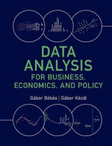 Omslag - Data Analysis for Business, Economics, and Policy