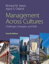 Management across Cultures av Joyce S. Osland og Richard M. Steers (Heftet)