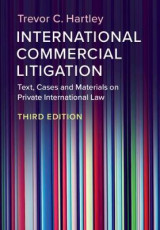 Omslag - International Commercial Litigation