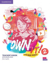 Own it! Level 2 Teacher's Book with Digital Resource Pack av Alice Copello (Blandet mediaprodukt)