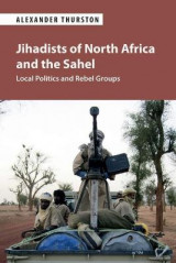 Omslag - Jihadists of North Africa and the Sahel