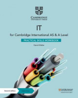 Omslag - Cambridge International AS & A Level IT Practical Skills Workbook with Digital Access (2 Years)