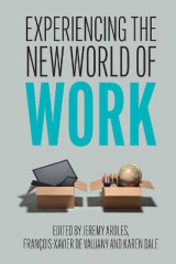 Omslag - Experiencing the New World of Work