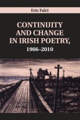 Omslag - Continuity and Change in Irish Poetry, 1966-2010
