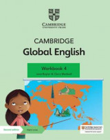 Omslag - Cambridge Global English Workbook 4 with Digital Access (1 Year)