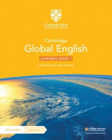Omslag - Cambridge Global English Learner's Book 7 with Digital Access (1 Year)