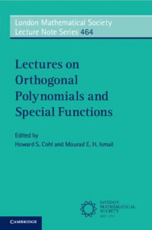 Lectures on Orthogonal Polynomials and Special Functions (Heftet)