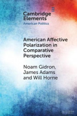 Omslag - American Affective Polarization in Comparative Perspective