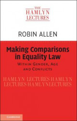 Omslag - Making Comparisons in Equality Law