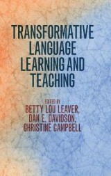 Omslag - Transformative Language Learning and Teaching
