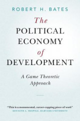 Omslag - The Political Economy of Development