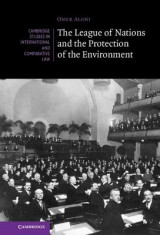 Omslag - The League of Nations and the Protection of the Environment