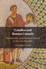 Omslag - Catullus and Roman Comedy
