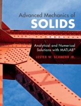 Omslag - Advanced Mechanics of Solids