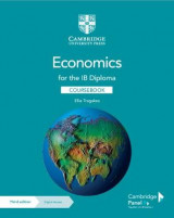 Omslag - Economics for the IB Diploma Coursebook with Digital Access (2 Years)