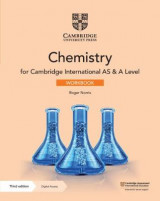 Omslag - Cambridge International AS & A Level Chemistry Workbook with Digital Access (2 Years)