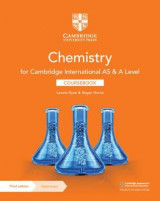 Omslag - Cambridge International AS & A Level Chemistry Coursebook with Digital Access (2 Years)