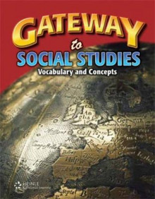 Gateway to Social Studies: Student Book, Softcover av Barbara C. Cruz og Stephen J. Thornton (Heftet)