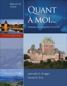 Quant a Moi av Quentin Kidd, South-Western Educational Publishing, Jeannette D. Bragger og Donald Rice (Heftet)