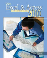 Omslag - Using Excel & Access for Accounting 2010