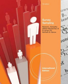 Survey Sampling, International Edition av Kenneth Gerow, R. Lyman Ott, William Mendenhall og Richard L. Scheaffer (Heftet)