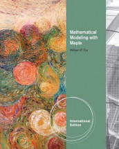 Mathematical Modeling with Maple, International Edition av William P. Fox (Heftet)