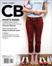 CB4 (with CourseMate with Career Transitions Printed Access Card) av Barry J. Babin og Eric Harris (Blandet mediaprodukt)