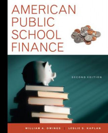 American Public School Finance av William A. Owings og Leslie S. Kaplan (Innbundet)