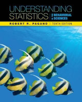 Omslag - Cengage Advantage Books: Understanding Statistics in the Behavioral Sciences, Loose-Leaf Version