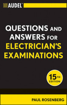 Audel Questions and Answers for Electrician's Examinations av Paul Rosenberg (Heftet)