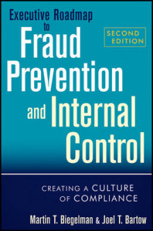 Executive Roadmap to Fraud Prevention and Internal Control av Martin T. Biegelman og Joel T. Bartow (Innbundet)