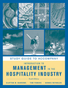 Introduction to Management in the Hospitality Industry av Clayton W. Barrows, Tom Powers og Dennis R. Reynolds (Heftet)