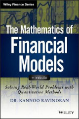 Omslag - The Mathematics of Financial Models