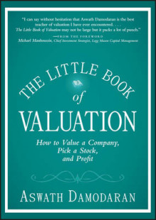 The Little Book of Valuation av Aswath Damodaran (Innbundet)