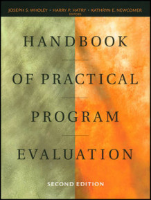 Handbook of Practical Program Evaluation (Heftet)