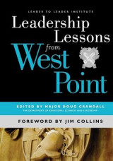 Omslag - Leadership Lessons from West Point