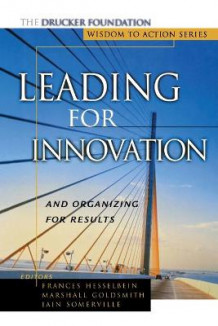 Leading for Innovation (Heftet)
