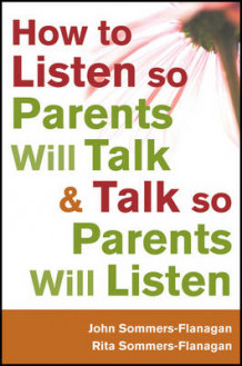 How to Listen So Parents Will Talk and Talk So Parents Will Listen av John Sommers-Flanagan og Rita Sommers-Flanagan (Heftet)