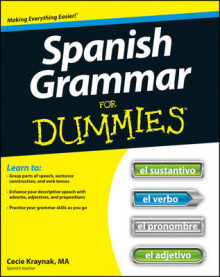 Spanish Grammar For Dummies av Cecie Kraynak og Laura L. Smith (Heftet)