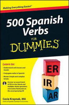 500 Spanish Verbs For Dummies av Laura L. Smith (Heftet)